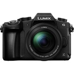 Panasonic Lumix DMC-G80MEG-K (2ÉV) + 12-60mm Power O.I.S. - fekete
