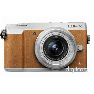 Panasonic Lumix DMC-GX80KEGT  (2ÉV) + 12-32mm - barna
