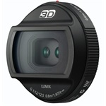 Panasonic Lumix G 3D-s 12.5mm f/12 (H-FT012E) objektív
