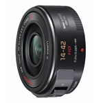 Panasonic Lumix G X Vario PZ 14-42mm F/3.5-5.6 Power O.I.S. (H-PS14042E-K) - fekete