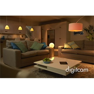 Philips Hue - Single bulb E27 White and color ambiance A19