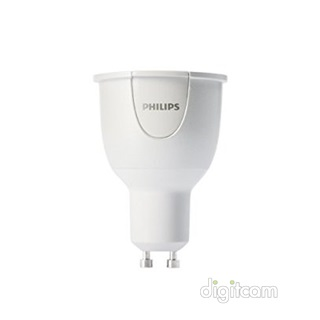 Philips Hue - Single bulb GU10 White and color ambiance