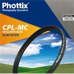 Phottix CPL-MC Cirkuláris Polárszűrő - Slim - 55mm