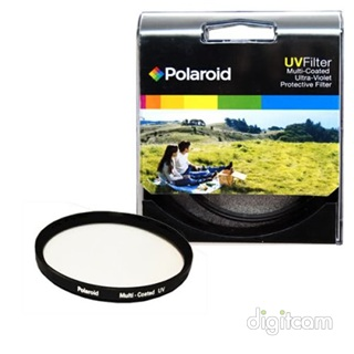 Polaroid Multicoated UV szűrő 77mm (PLFILUV77)