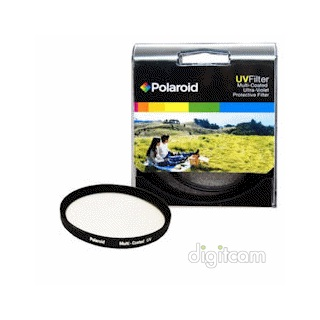 Polaroid Multicoated UV szűrő 62mm (PLFILUV62)