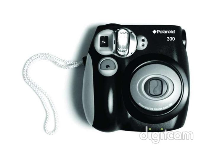 ... Polaroid 300 instant fényképezőgép (POLPIC300BK) - fekete ... b6af34af5b