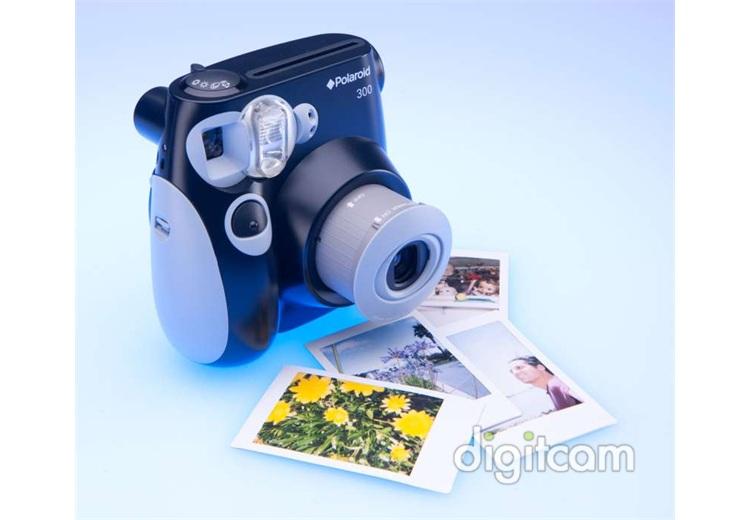 Polaroid 300 instant fényképezőgép (POLPIC300BK) - fekete ... 6694498fe8