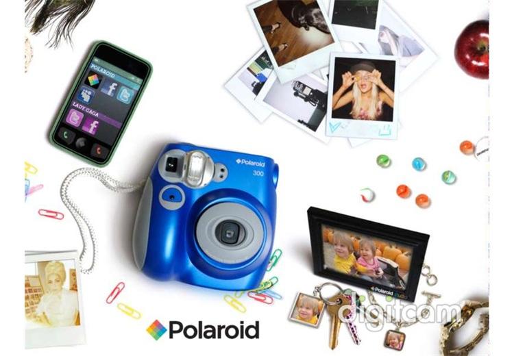 Polaroid 300 instant fényképezőgép (POLPIC300BL) - kék – információk ... 48ef7ab336
