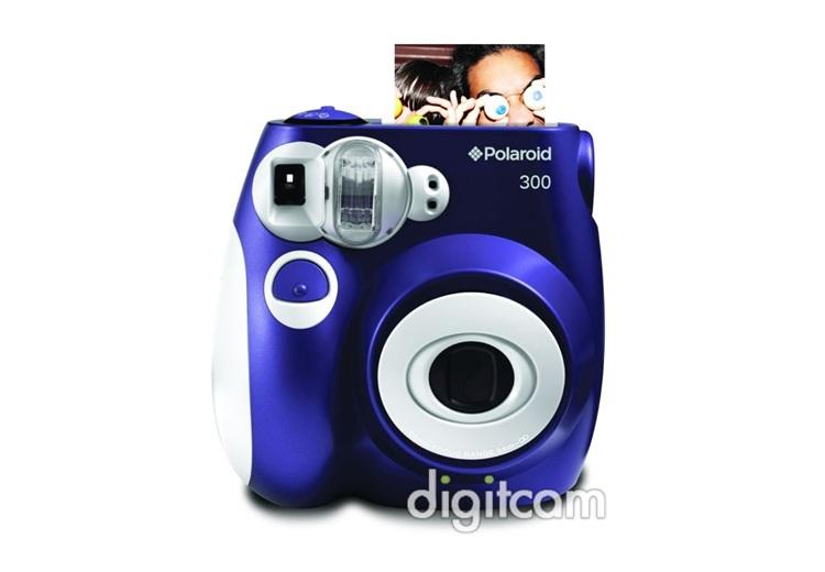 Polaroid 300 instant fényképezőgép (POLPIC300P) - lila – információk ... a4924ab00a