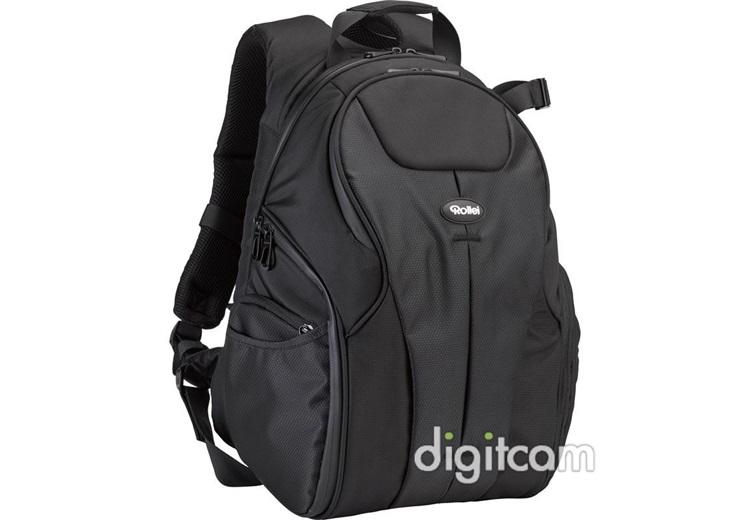 Rollei Outdoor 10 hátizsák - fekete (R20258) – információk 0c733efed5