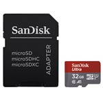 SanDisk microSDHC 32GB Mobile Ultra (98MB/s) CL10 A1 + adapter + Android APP