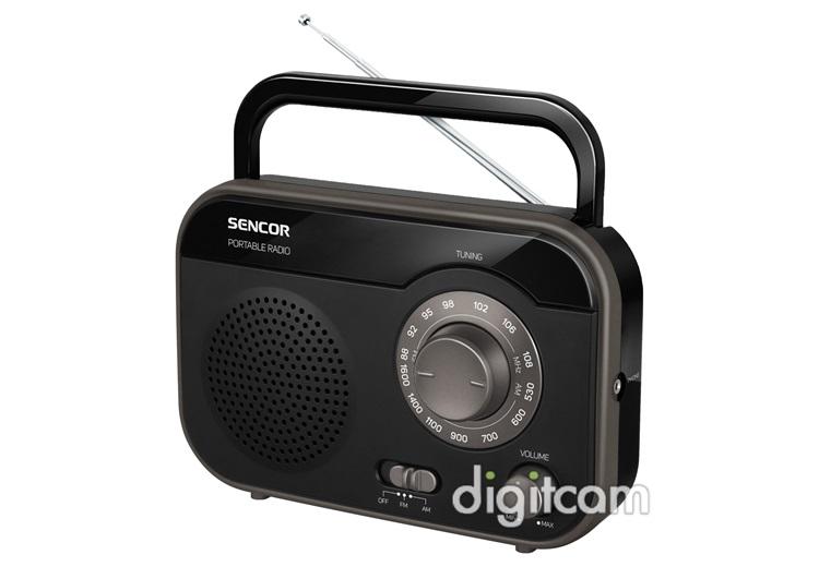 SENCOR SRD 220 BGN Hordozható rádió