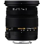 Sigma 17-50mm (3ÉV) f/2.8 EX DC OS HSM - Canon