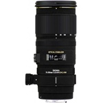 Sigma 70-200mm (3ÉV) f/2.8 EX DG OS HSM - Nikon