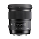 Sigma 50mm (3ÉV) f/1.4 (A) DG HSM - Canon
