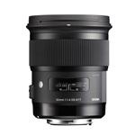 Sigma 50mm (3ÉV) f/1.4 (A) DG HSM - Nikon