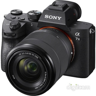 Sony ILCE-7M3K B + SEL 28-70mm f/3.5-5.6 kit