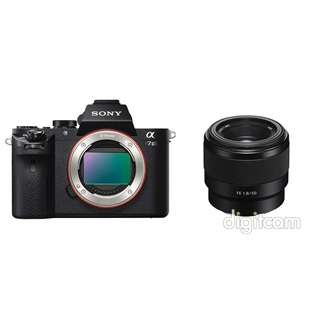 Sony ILCE-7 B + SEL 50mm f/1.8 F bundle