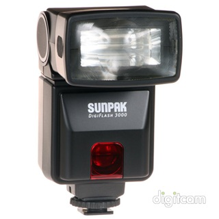 Sunpak DigiFlash 3000CX vaku (Canon)