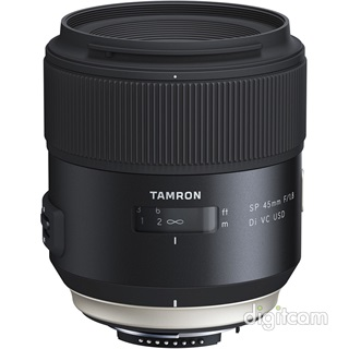Tamron SP 45mm f/1.8 Di USD objektív - Sony