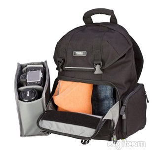 Tenba Messenger DayPack Photo/Tablet - fekete