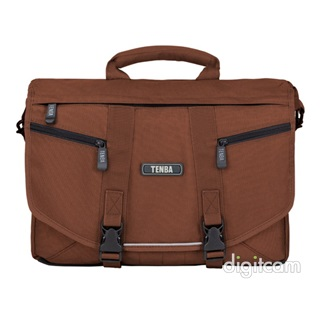 Tenba Messenger Photo/Laptop Small - barna