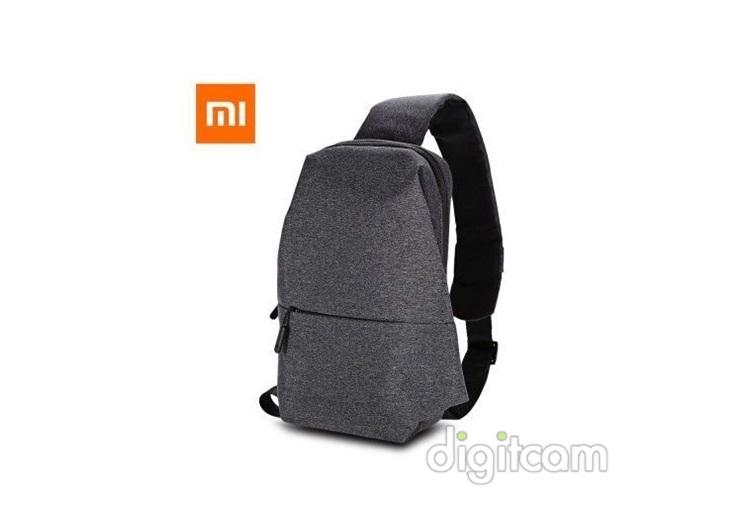 af569d785702 Xiaomi Mi City Sling Bag vállpántos hátizsák, sötétszürke ...