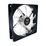 Zalman ventillátor 120mm CASE FAN LED ZM-F3 LED (SF)