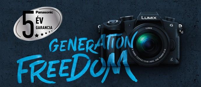 7ea9ca3ef224 2019. június 5. és 2019. július 16. között a kampányban szereplő Panasonic  fényképezőgépek, objektívek vagy videokamerák közül vásáról, ...